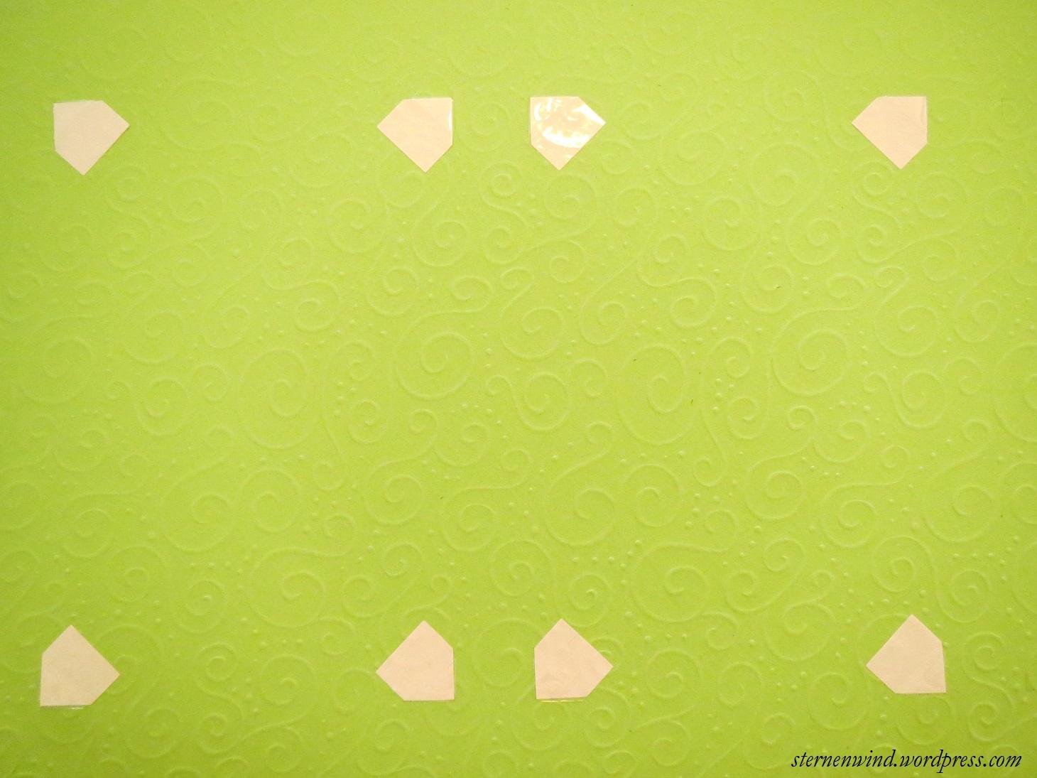 diy bilderrahmen aus pappe erinnerungen f r die wand. Black Bedroom Furniture Sets. Home Design Ideas
