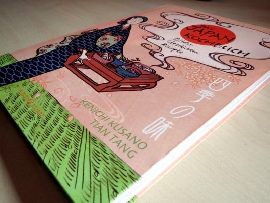 Japan-Kochbuch Cover