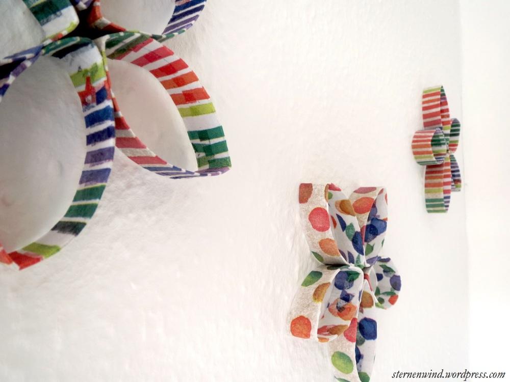 DIY: Küchenwanddeko aus Klopapierrollen (1/6)