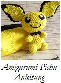 Amigurumi Pichu Häkelanleitung
