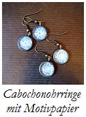 cabochonohrringe
