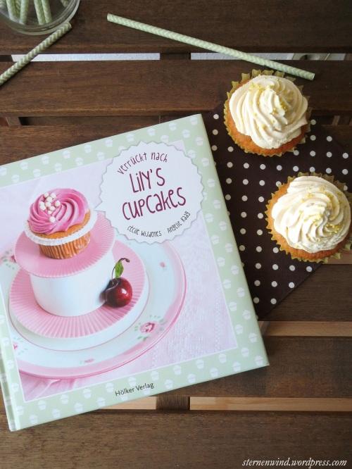 Buch Verrückt nach Lilys Cupcakes