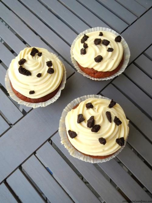 Oreo-Schoko-Cupcakes