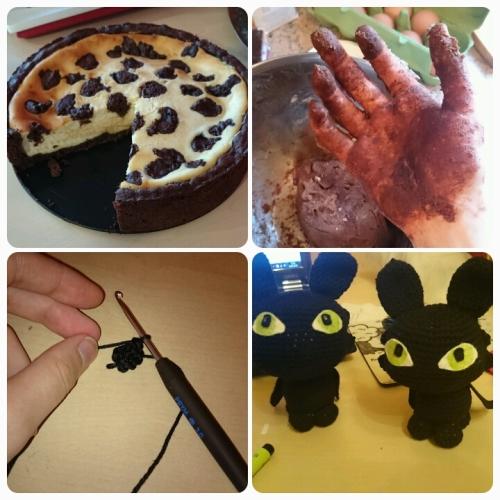 Kuchen und Ohnezahn
