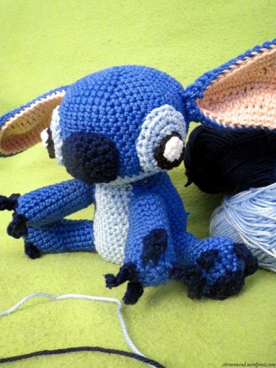 Amigurumi Stitch häkeln