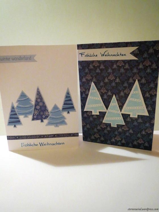 Weihnachtskarten 2015
