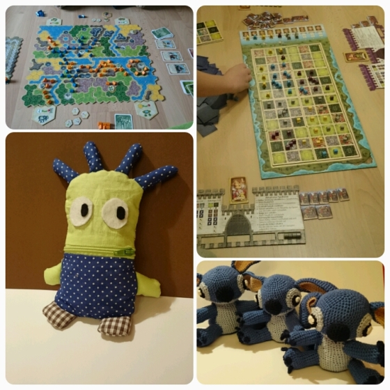 Spiele und Kreatives