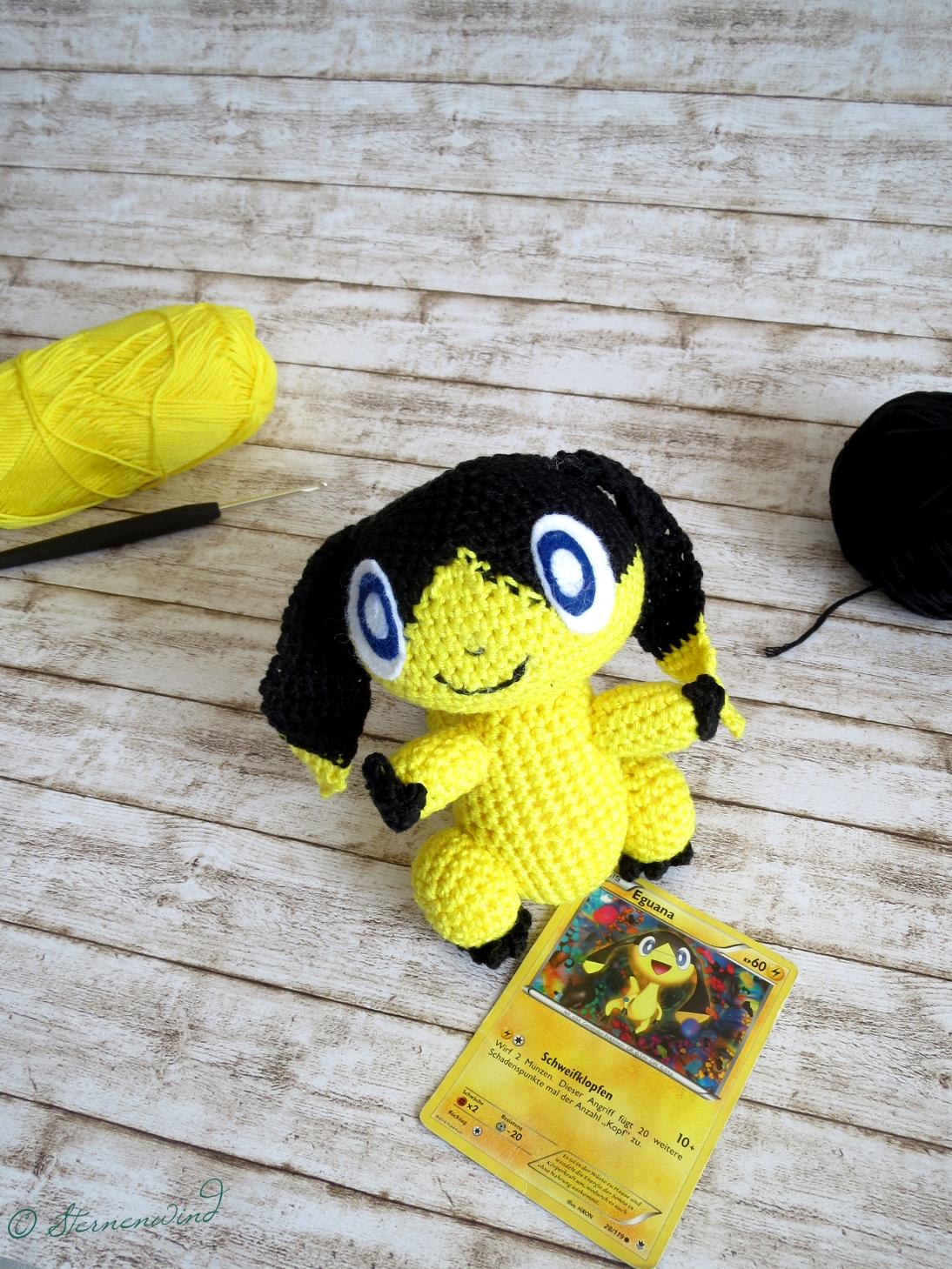 Pyukumuku/Shiny Pyukumuku Amigurumi Pack/Crochet Doll (Pokemon ... | 1459x1094