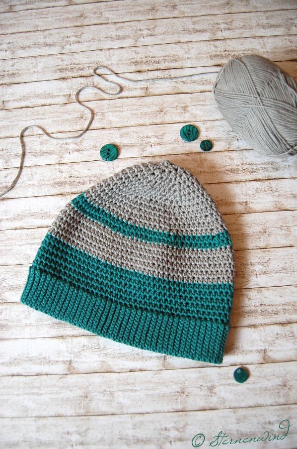 Diy Wollmütze Für Den Herbst Und Winter Häkeln Sternenwind Blog