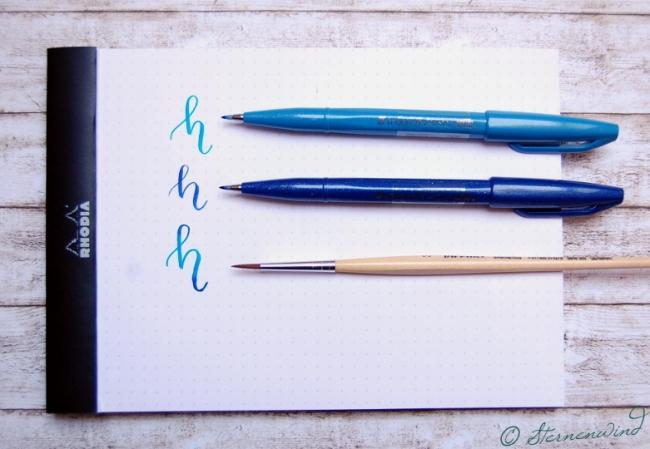 Handlettering Stifte