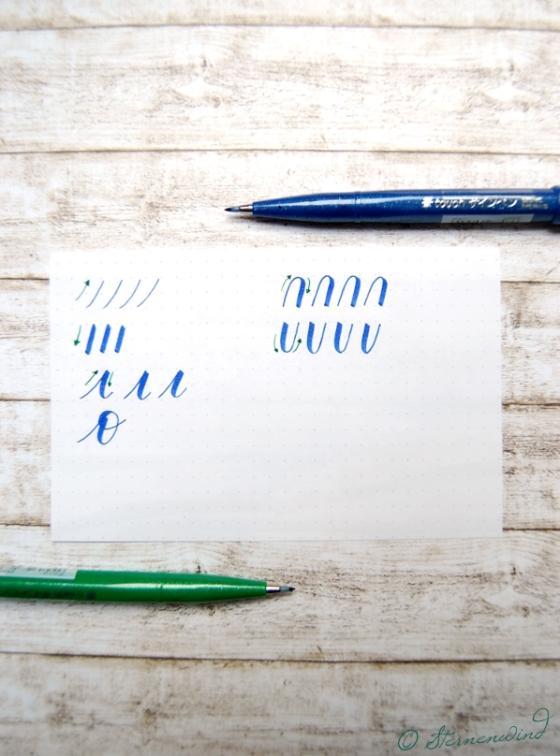 Lettering Grundlagen