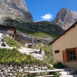 Grasleitenhütte Südtirol