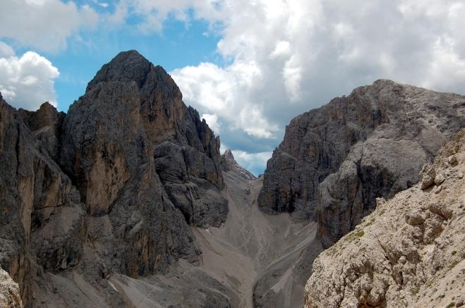 Molignonpass Grasleitenhütte Südtirol