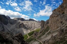 Rosszahnscharte Tierser Alpl Südtirol