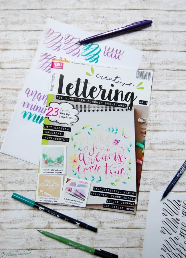 Zeitschrift Creative Lettering