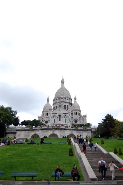 Paris Sacre Coeur