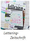Lettering-Zeitschrift Creative Lettering