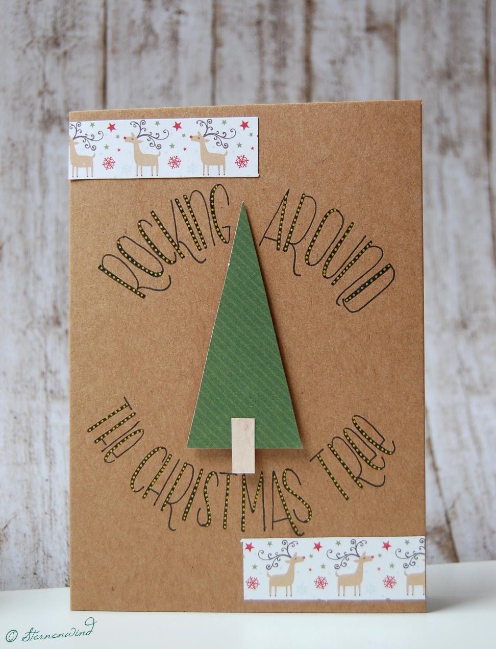 weihnachtskarte lettering inspiration handlettering im. Black Bedroom Furniture Sets. Home Design Ideas