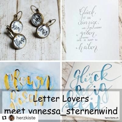 Letter-lovers - Herzkiste