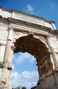 Titusbogen_Forum_Romanum