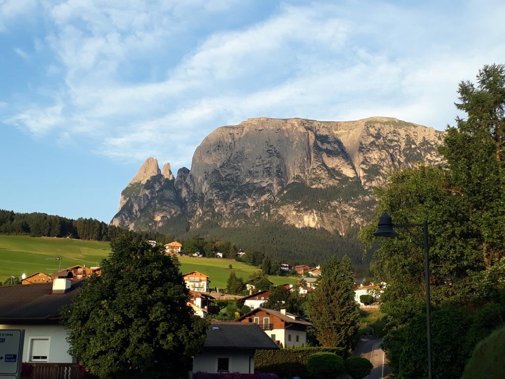 Südtirol Schlern Juli 2019