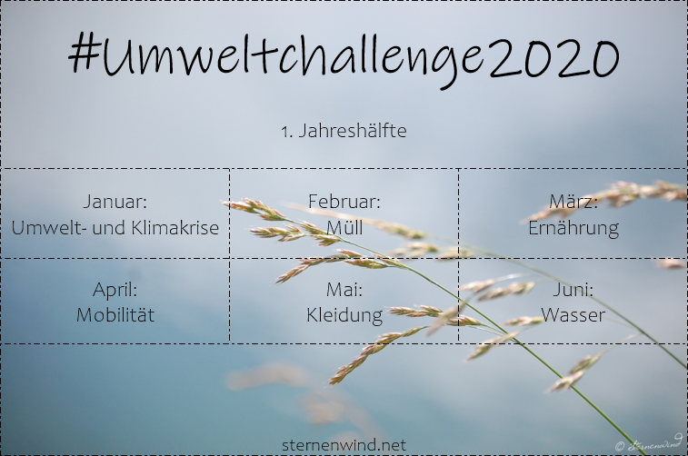#umweltchallenge2020